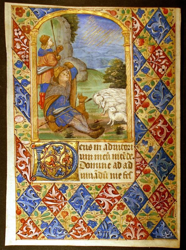 Antique Manuscripts From Charles Edwin Puckett