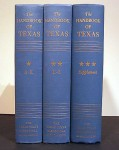 The Handbook of Texas - 3 Volume Set