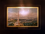 Washington DC - circa 1850 - Charles Magnus